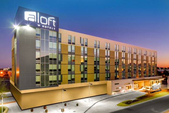 Aloft Austin @ the Domain