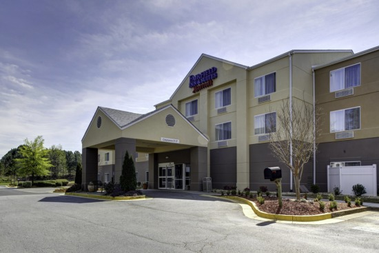Fairfield Inn Suwanee