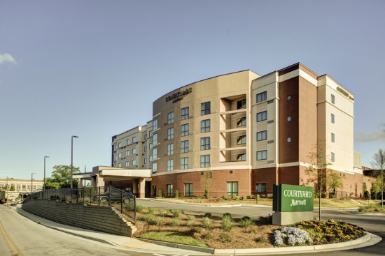 Courtyard Marriott Carrollton GA
