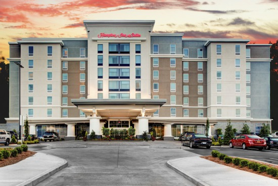 Hampton Inn & Suites Stearling Pointe