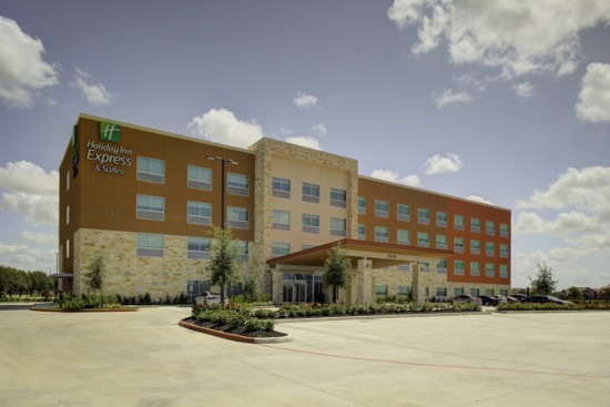 Holiday Inn Express Cypress TX