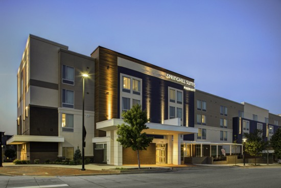 Springhill Suites Lenexa City Center
