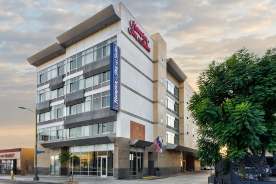 Hampton Inn & Suites LA Hollywood