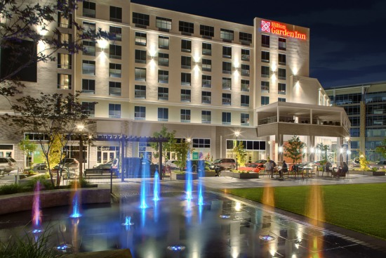 Hilton Garden Inn Charlotte Waverly