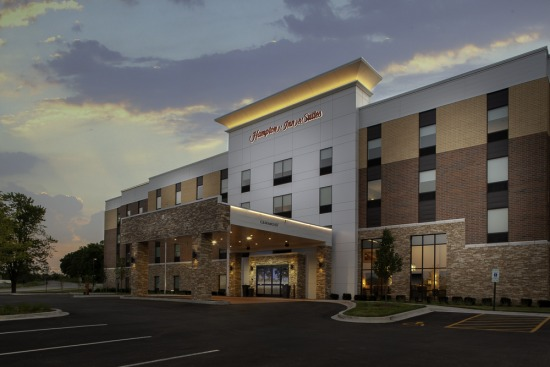 Hampton Inn Chicago Burr Ridge