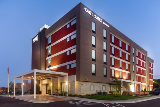 Home2 Suites Louisville Airport