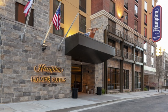 Home2 Suites Hampton San Antonio Riverwalk