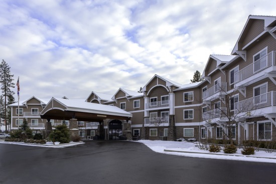 Holiday Inn Express Coeur d'Alene