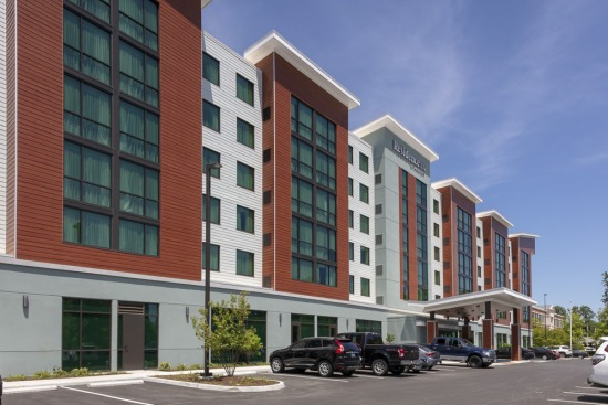 Residence Inn Va Beach Town Center