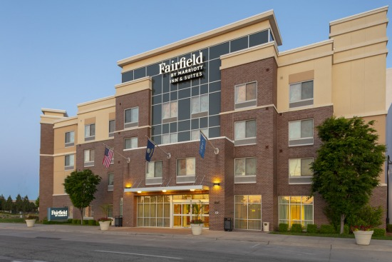 Fairfield Inn Wichita Downtown