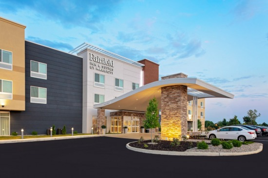 Fairfield Inn Indianapolis Greenfield